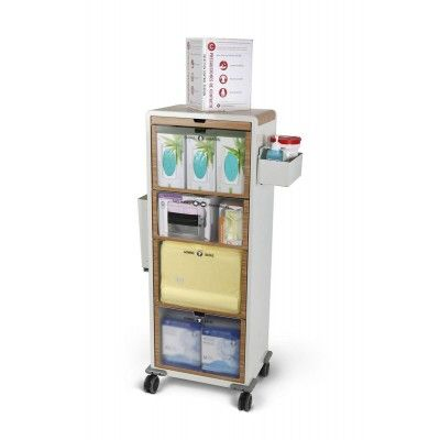 Infection Control Carts for Isolation