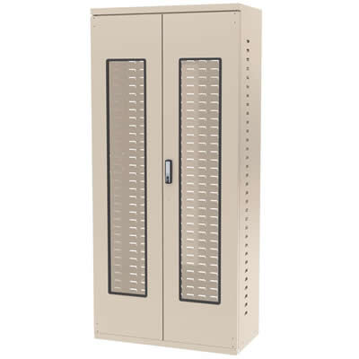 Clearview Lockable Storage Cabinets