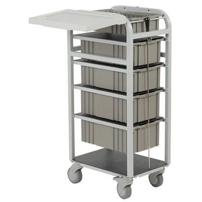 Phlebotomy and Blood Draw Carts