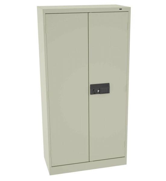 Keyless Welded Storage 24 Inch Cabinets, Storage Cabinets With Lock